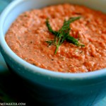 Easy Roasted Tomato Aioli