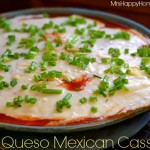 Queso Casserole – Great Way to Use up Leftovers!