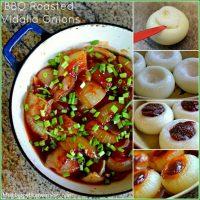 BBQ Roasted Vidalia Onions