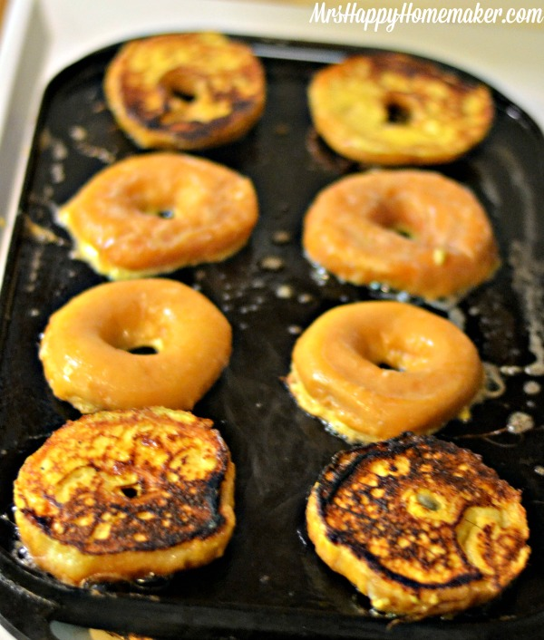 Donut French Toast