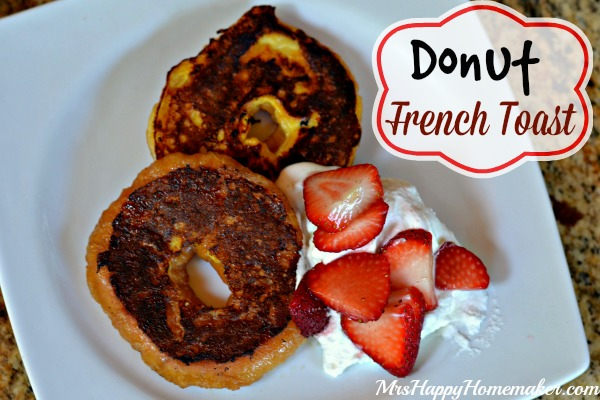 Donut French Toast