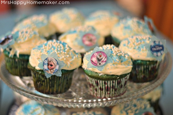 Frozen Birthday Party Ideas Easy Budget Friendly Mrs Happy