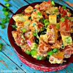 BBQ & Bacon Potato Salad