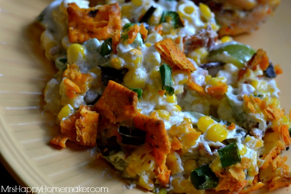 Bacon & Corn Casserole