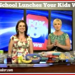 Simple School Lunches Your Kids Will Love {Video}