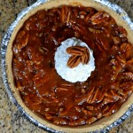 No Bake Pecan Pie