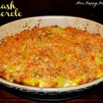 Flashback Friday – The Mrs's Perfect Squash Casserole