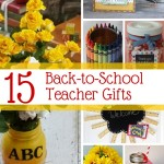 Back to School Teacher Ideas