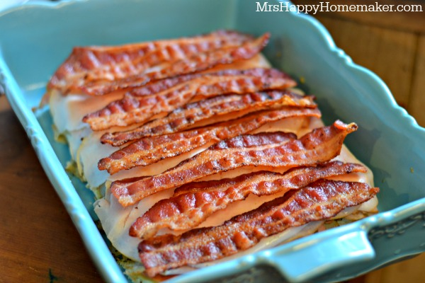 Bacon Club Baked Sammies