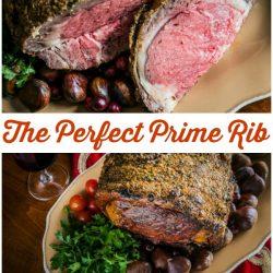 The Perfect Prime Rib