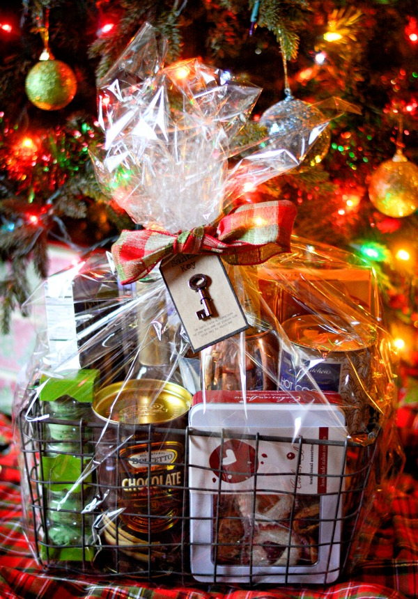 Foodie Gift Basket