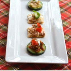 Easy Holiday Appetizers 3 Ways