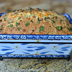 Cheesy Buttermilk Herb Bread
