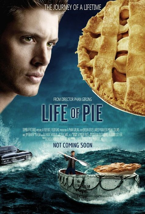Life of Pie - Dean Winchester