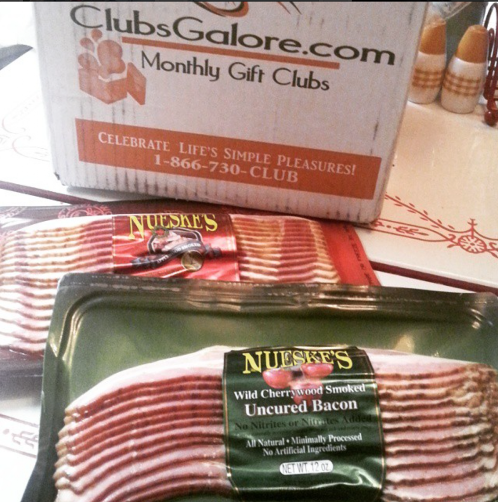ClubsGalore - Bacon of the Month Club