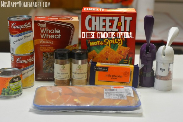 My Crockpot Southwest Chicken Pasta is a staple in my home & family favorite. It's simple & so delicious! Alternatively, you can cook it in the oven too. You can also switch out the pasta for rice, and it's yummy either way!   MrsHappyHomemaker.com
