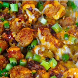 Buffalo Ranch Hot Wing Casserole
