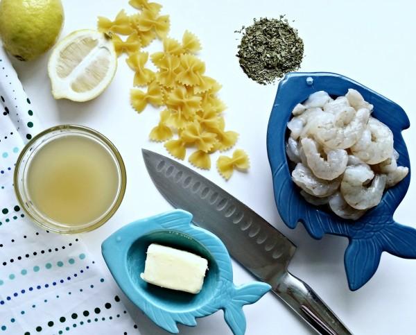 Shrimp Tarragon 1