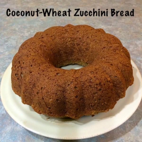 Zucchini Coconut Bread Recipe — Dishmaps
