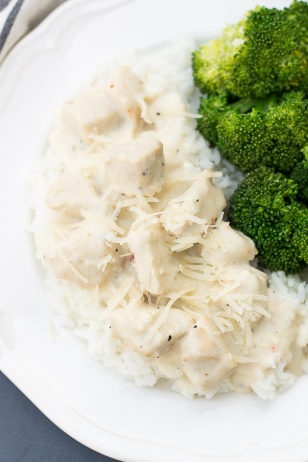lightened up creamy italian chicken-3