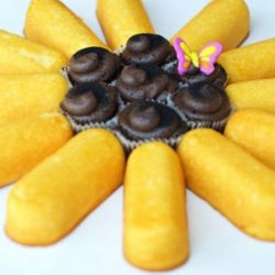 NO BAKE Sunflower Cake