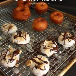 S'mores Mini Donuts Recipe