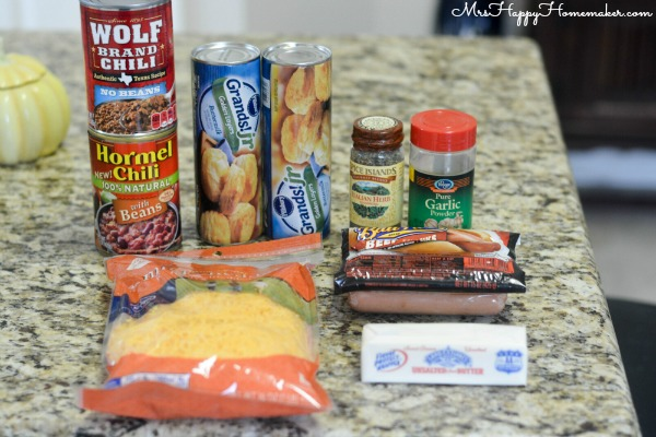 You can do this Chili Cheese Dog Casserole 2 ways - both ways are so very good! You may already have everything on hand to make it too. The flavor along with it's simplicity & quick preparation has all the makings of a winning recipe. If you like chili cheese dogs, you're gonna fall in love with this casserole!