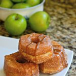 Dunkin' Donuts Caramel Apple Croissant Donut + A GIVEAWAY!