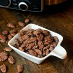 Crockpot Candied Pecans