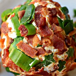 The easiest cheese ball ever