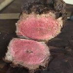 Deep Fried Prime Rib - its all about that crust!! | MrsHappyHomemaker.com