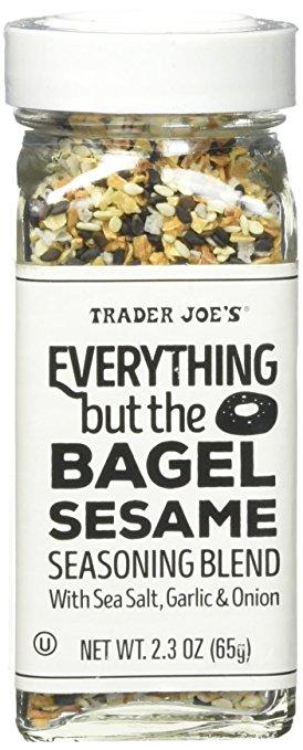 Trader Joe's everything but the bagel seasoning blend
