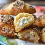 Everything Bagel Crescent Bites