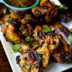 Chimichurri Chicken Wings