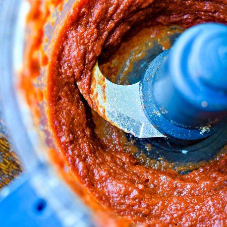 Homemade Whole30 Ketchup | Sugar Free | Paleo