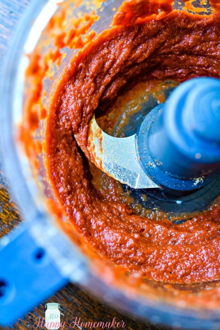 Homemade Whole30 Ketchup   Sugar Free   Paleo