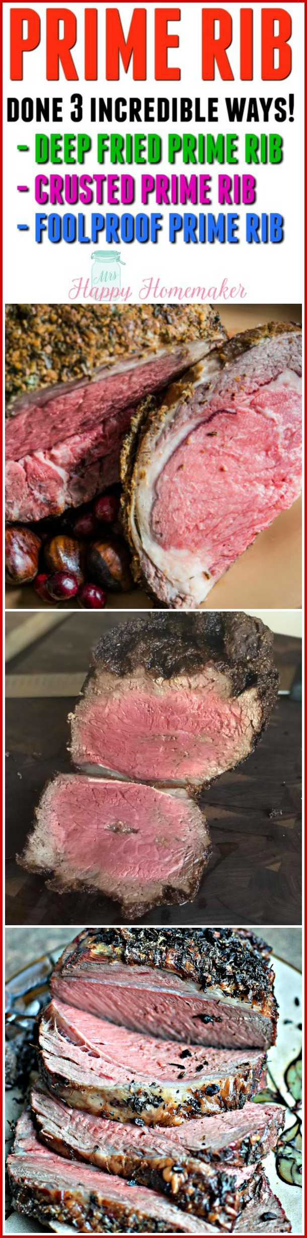 3 incredible ways to cook a prime rib