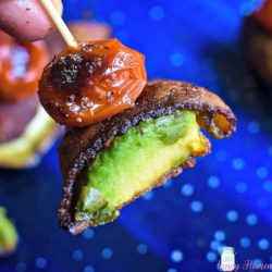 Bacon Avocado Tomato Bites