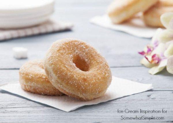 Spudnuts donut recipe