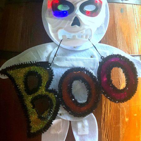 $3 Dollar Tree Store Halloween Mummy Decoration