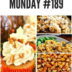 Meal Plan Monday collage