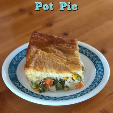 Chicken Crescent Pot Pie