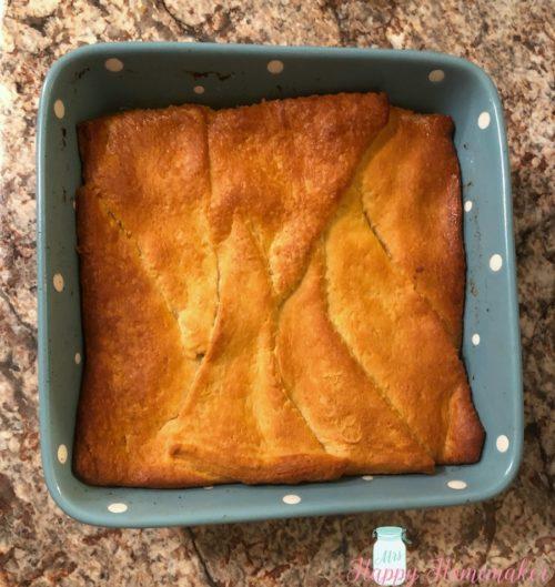 Chicken Crescent Pot Pie