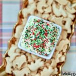 Easy Christmas Cake Batter Dip