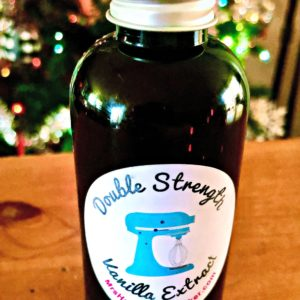 Double Strength Vanilla Extract