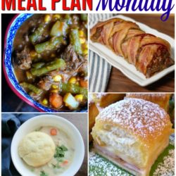 Meal Plan Monday 197