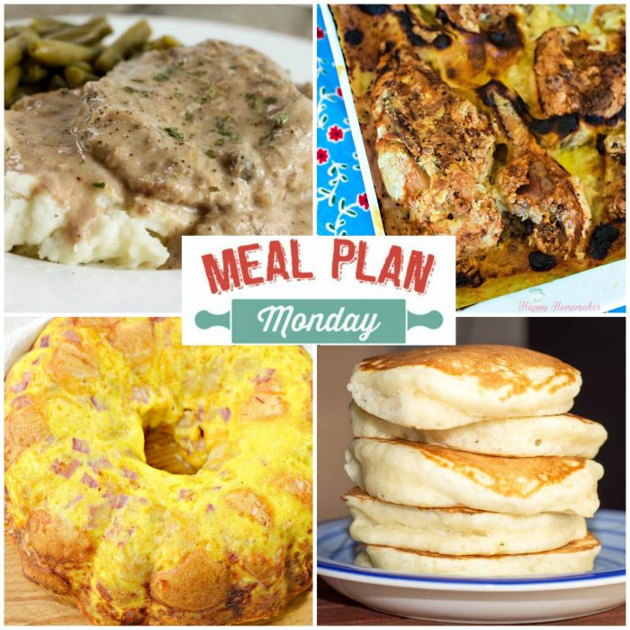 Meal Plan Monday #237