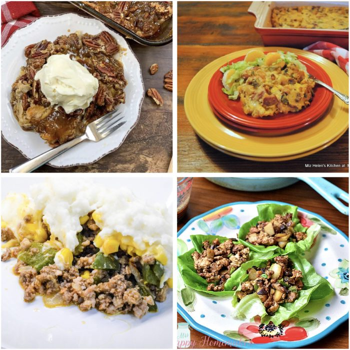 Meal Plan Monday featured recipes
