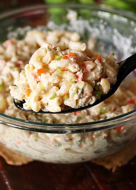 KFC Macaroni salad