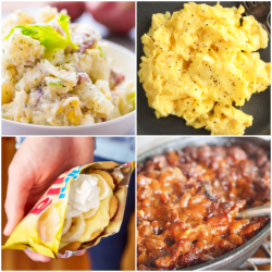 Meal plan monday featured recipes collage